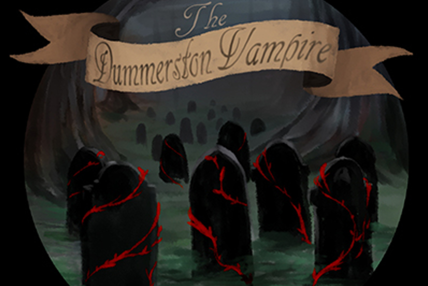 Dummerston Vampire illustration